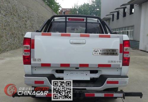 华通牌HCQ5035TQZJW5型清障车图片3