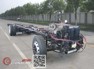 宇通牌ZK6110CD1型医疗车专用底盘图片1