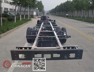 宇通牌ZK6110CD1型医疗车专用底盘图片2