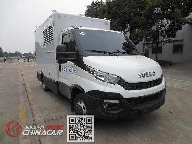 奥赛牌ZJT5040XJC型检测车图片1