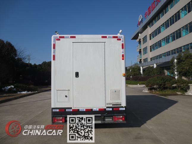 奥赛牌ZJT5040XJC型检测车图片2