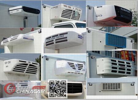 东风牌EQ5041XLC3BDFAC型冷藏车图片3