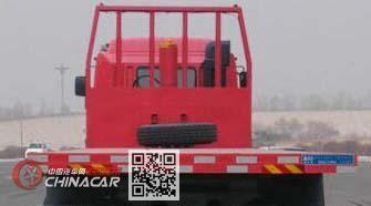 大力牌DLQ5310TPBY5型平板运输车图片3