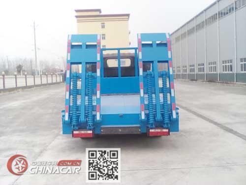 楚飞牌CLQ5040TPB5SX型平板运输车图片4