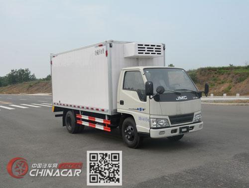 多士星牌JHW5040XLCJX5型冷藏车图片1
