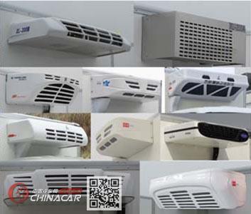 多士星牌JHW5040XLCJX5型冷藏车图片3
