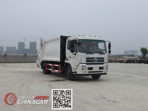 久鼎风牌JDA5160ZYSDF5型压缩式垃圾车图片1