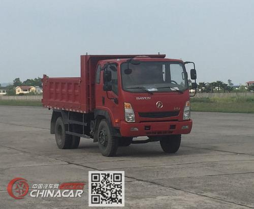 大运牌cgc3042hde33e型自卸汽车图片