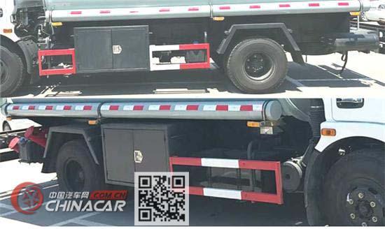 东风牌DFZ5110GJY8BDCWXPSZ1型加油车图片4