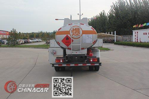 绿叶牌JYJ5087GJYE型加油车图片4