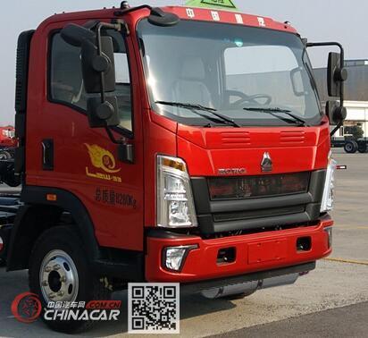 绿叶牌JYJ5087GJYE型加油车图片2