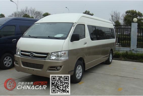 大马牌HKL6600AB型轻型客车图片2