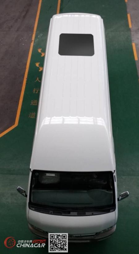 大马牌HKL6600AB型轻型客车图片3