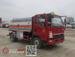楚胜牌CSC5087GJYZ5型加油车图片1