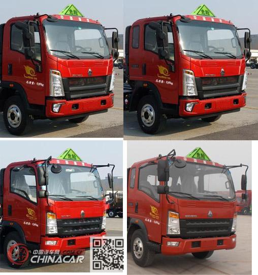 楚胜牌CSC5087GJYZ5型加油车图片3