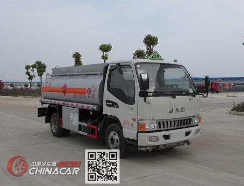 楚胜牌CSC5071GJYJH5A型加油车图片1