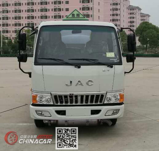 楚胜牌CSC5071GJYJH5A型加油车图片3