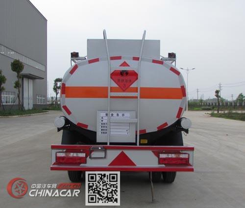 楚胜牌CSC5071GJYJH5A型加油车图片4