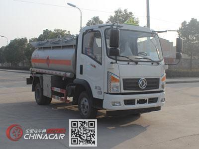 润知星牌SCS5114GJYEQ型加油车图片1