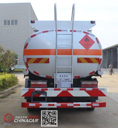 润知星牌SCS5114GJYEQ型加油车图片4