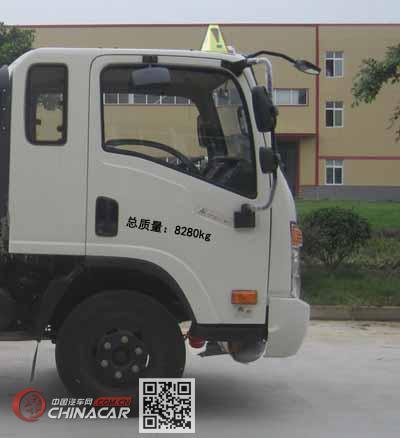 润知星牌SCS5082GJYCGC型加油车图片3