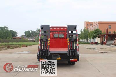 润知星牌SCS5041TPBCGC型平板运输车图片4