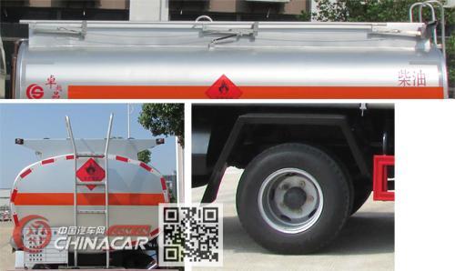 楚胜牌CSC5147GJYZ型加油车图片3