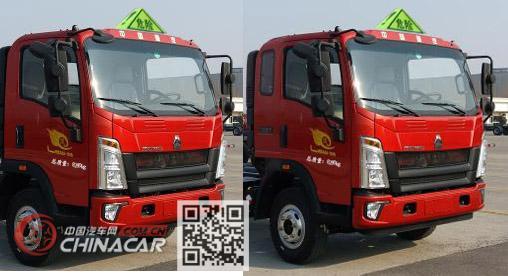 楚胜牌CSC5147GJYZ型加油车图片4