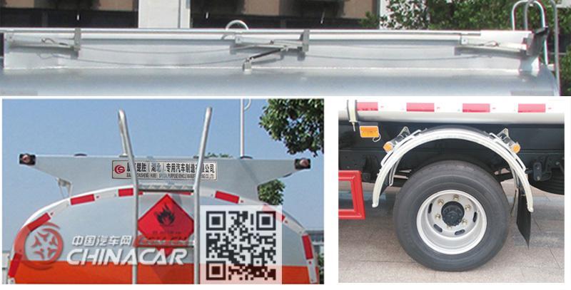 楚胜牌CSC5100GJY5型加油车图片3