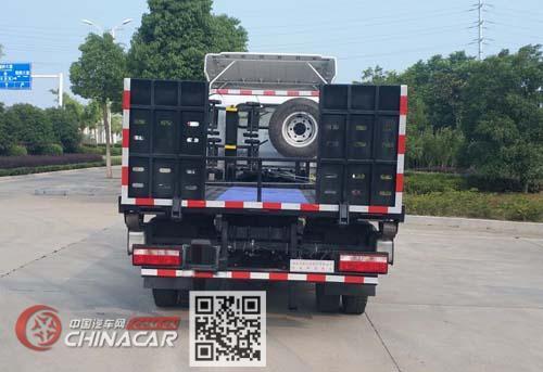 专威牌HTW5040TQZPSX型清障车图片4