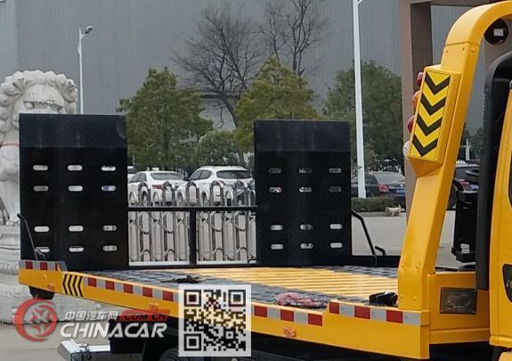 专威牌HTW5080TQZPSX型清障车图片3