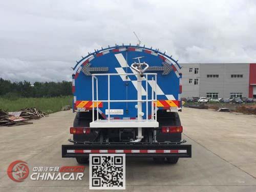 楚胜牌CSC5161GQXDV型清洗车图片4