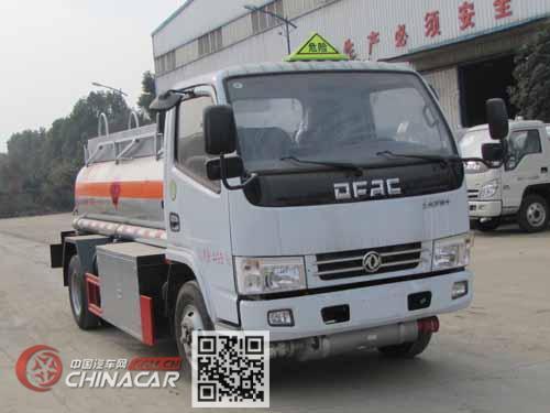 炎帝牌SZD5040GJY5型加油车图片1