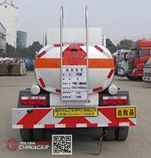 炎帝牌SZD5040GJY5型加油车图片4