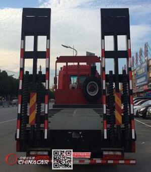 大力牌DLQ5311TPBY5型平板运输车图片3