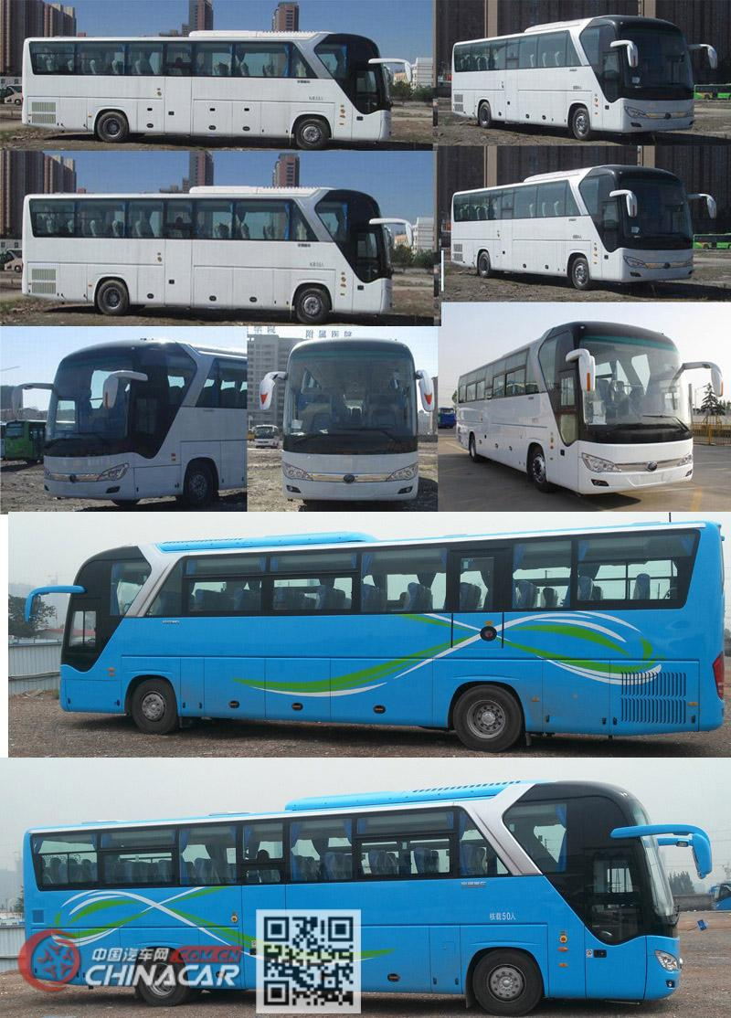 宇通客车|zk6122hq5e|图片 中国汽车网