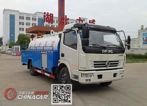 中汽力威牌HLW5111GQX5EQ型清洗车图片1