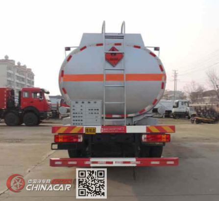 醒狮牌SLS5253GJYD5A型加油车图片4