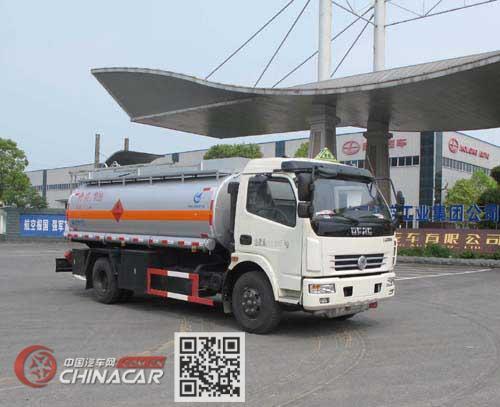 久龙牌ALA5110GJYE5型加油车图片1