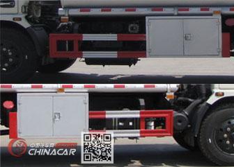 程力威牌CLW5115GJYD5型加油车图片4