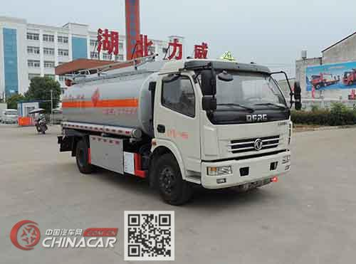 中汽力威牌HLW5111GJY5EQ型加油车图片1
