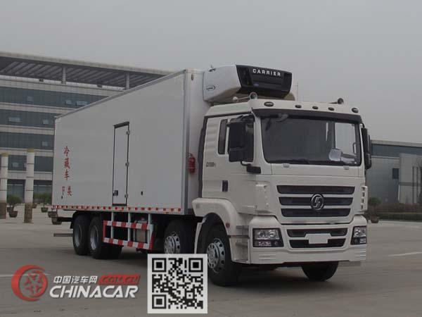 陕汽牌SX5310XLCGB456型冷藏车图片1