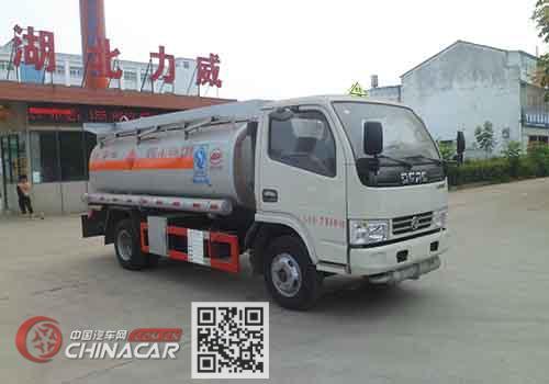 中汽力威牌HLW5072GJY5EQ型加油车图片1