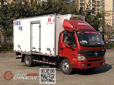 川牧牌CXJ5043XLC型冷藏车图片1