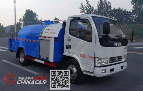 多士星牌JHW5070GQXE型清洗车图片1