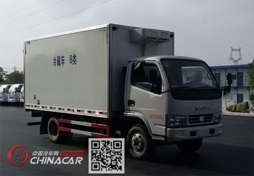 程力牌CL5040XLCA5型冷藏车图片1