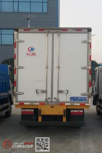程力牌CL5040XLCA5型冷藏车图片4