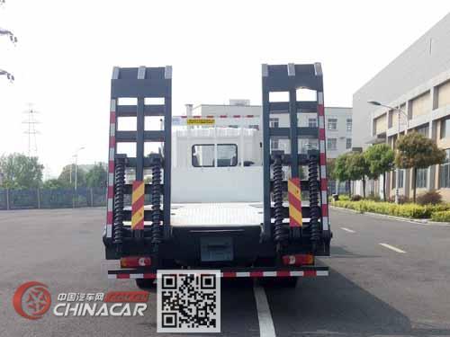 炎帝牌SZD5250TPBED5型平板运输车图片3