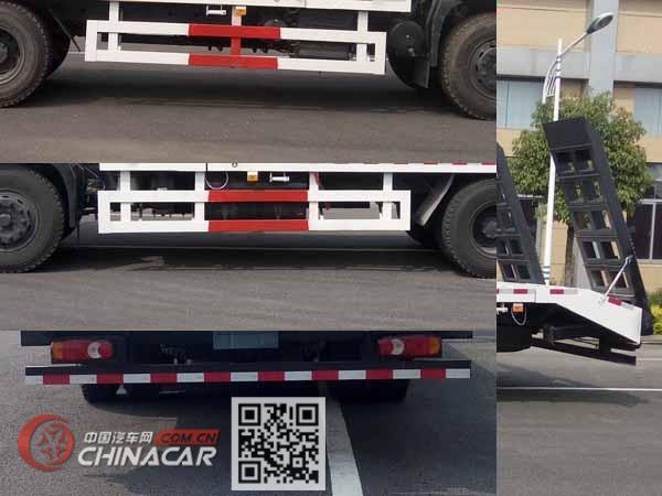 炎帝牌SZD5250TPBED5型平板运输车图片4