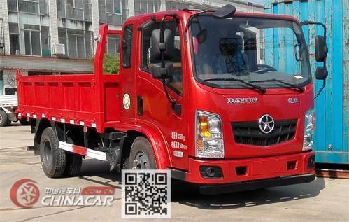 大运牌dyq3048d5ab型自卸汽车图片